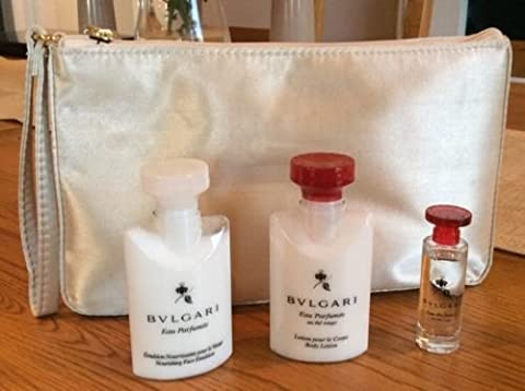 Bvlgari Ladies Perfume Travel Set