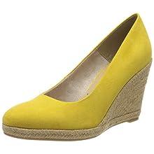 Tamaris 1-1-22431-24, Women's Closed-Toe Pumps, Yellow Sun 602, 5.5 UK (39 EU)