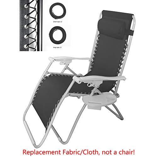 Kreuz, Land Ersatz Reinigungstuch für Zero Gravity Stuhl Liegen Lounge Stuhl Land Ersatz