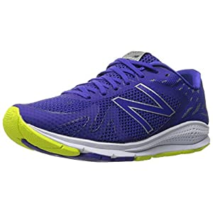 New Balance Vazee Urge, Chaussures de Running Entrainement Femme, Multicolore (Purple/Yellow 502), 40.5 EU
