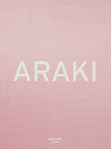 Araki - Trilingue (Allemand, Anglais, Français) par Jérôme Sans