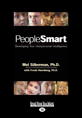 Peoplesmart: Developing Your Interpersonal Intelligence (Large Print 16pt)