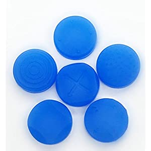 Canamite® Silikon Gummi Joystick Analog Thumbstick Covers Button Protectors Analog Cap für PSV PS Vita PSV2000 psv1000