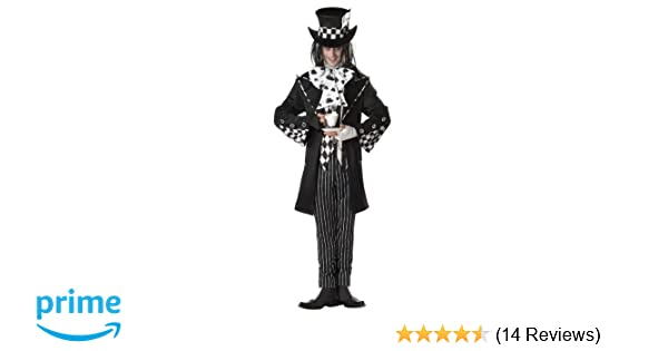 World Book day-Wonderland-Déguisement-Accessoire Mad Hatter Hat une seule taille