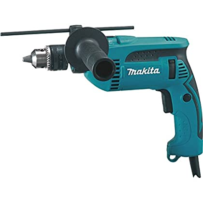 Makita HP1640 - Taladro Percut. 13Mm 680W Llav