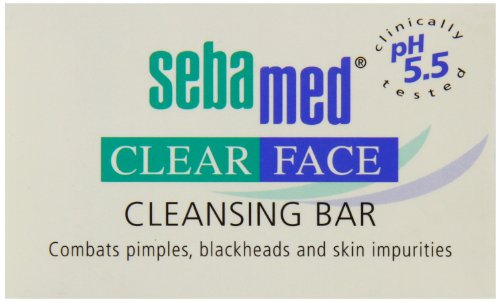 Facial Cleansing Bar (Sebamed Clear Face Cleansing Bar)