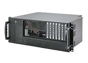 """19"""" Server Gehäuse 4HE / 4U - IPC-E420 - Frontaccess / 35,5cm"""