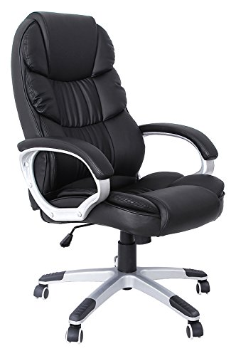 songmics-black-pu-high-back-office-executive-swivel-computer-chair-armchair-obg24b