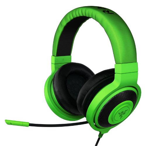 Razer Kraken PRO Over Ear PC and Music Headset - Green  available at amazon for Rs.14329