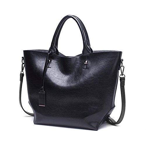 Mefly La Benna Nuova Borsa Bag Sacca Impermeabile Marrone black