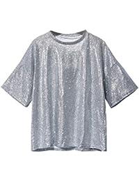 brand new 24e6e 4f2e6 Suchergebnis auf Amazon.de für: Shirt Glitzer - Blusen ...