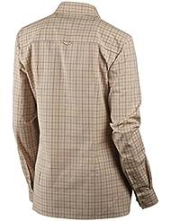 Seeland–Camiseta de mujer Beatrice–anémonas Check–S-2X L (tiro/Caza/país), 2XL