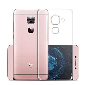 Dashmesh Shopping for LeEco Le 2 Exclusive Soft Silicone TPU 0.3mm Transparent Clear Case Soft Back Case Cover For LeEco Le 2