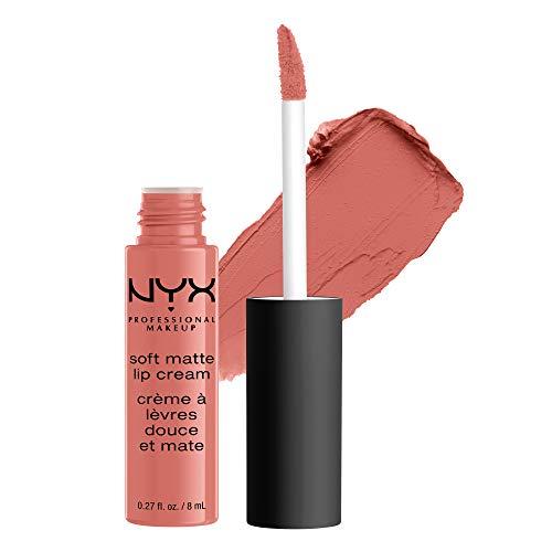 NYX Professional Makeup Soft Matte Lip Cream, Cremiges und mattes Finish - 6,85 €