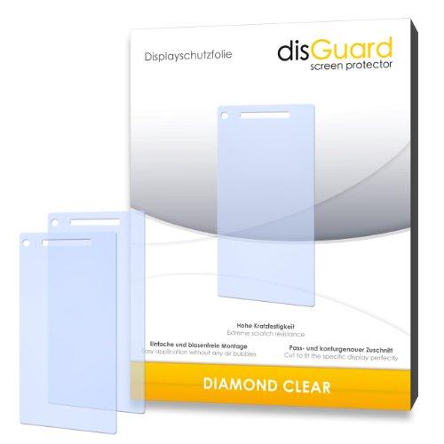 disGuard Displayschutzfolie für hochwertiges Display für HTC Windows Phone 8x