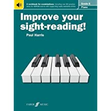 Improve Your Sight-reading! Piano: Grade 6 [Improve Your Sight-reading!]