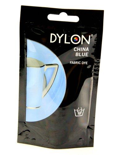 Dylon Hand Fabric Dye - China Blue by Dylon