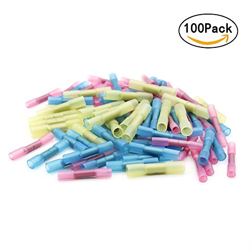 100pcs-insulated-heat-shrink-butt-connectors-wire-crimp-terminal-connector