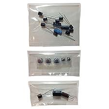 20x Condensadores/elkos para Sega Game Gear Reparación