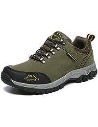Liuxc scarpe sportive Scarpe da Uomo Invernali Scarpe da Trekking  all aperto Impermeabili Scarpe da 85ad3577bab
