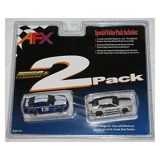 AFX 21026 Stocker Two Pack MG+ by AFX