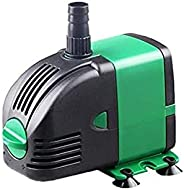 Submersible Water Pump, 14W Corded Electronic Fountain Water Pump for Aquarium, Pond, Fish Tank, Water Pump Hy