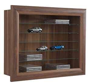 kitchen wall display cabinets sb design 109 010 wall mounted display cabinet bora 10 6418
