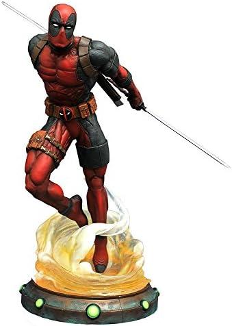Marvel Gallery Marvel Marvel Marvel Comics DEADPOOL About 23 cm plastic Painted figuresDiamond Select | Exquis  1b5947