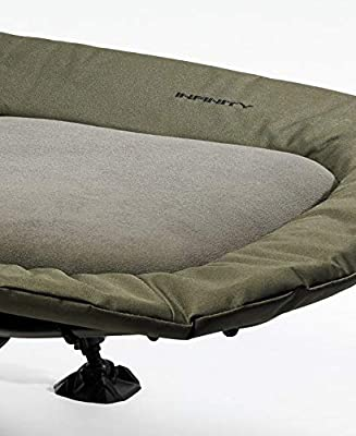 Daiwa New Infinity Comfy Bedchair Fishing Bed Chair - ICBC1 by Daiwa
