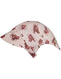 Steiff Mädchen Mütze Kopftuch mit Schirm
