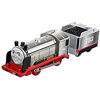 Il Trenino Thomas FJK58 - Track Master - Locomotiva Merlin Sperimentale - Treno Elettrico Giocattolo