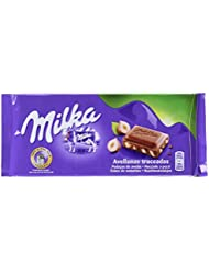 Milka Tableta De Chocolate Leche Con Frutos Secos Troceados - 125 g