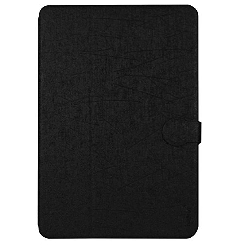 Heartly Premium Luxury PU Leather Flip Stand Back Case Cover For Xiaomi Miui Mi Pad 7.9 – Best Black