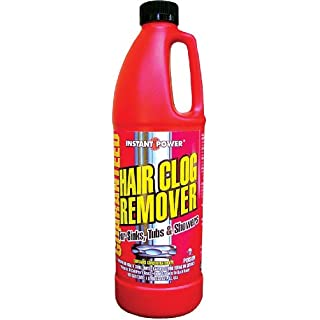 Scotch Corporation UB1770 1770 Instant Power Liquid Hair and Clog Remover for Drains