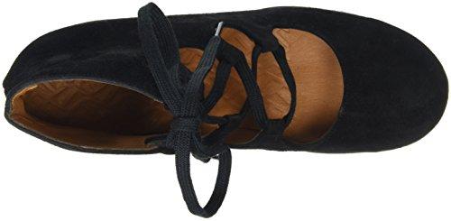 Chie Mihara Enamorada, Haute bottes femme Noir - Black (Jean Negro)