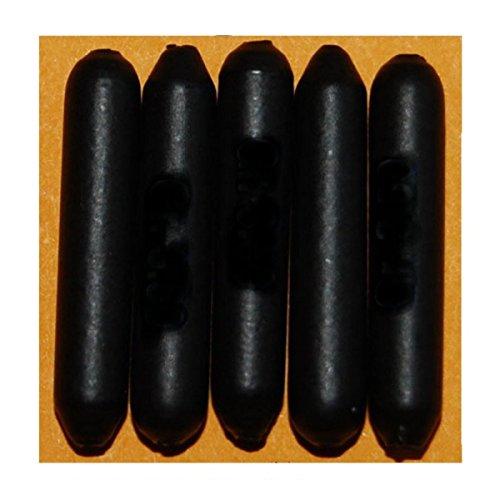 TFT Tremarello Blei slim - Tremarella Bleie zum Forellenangeln, Angelblei zum Tremarellaangeln, Gewichte zum Angeln auf Forelle, Gewicht/Inhalt:4.0g - 4 Stück