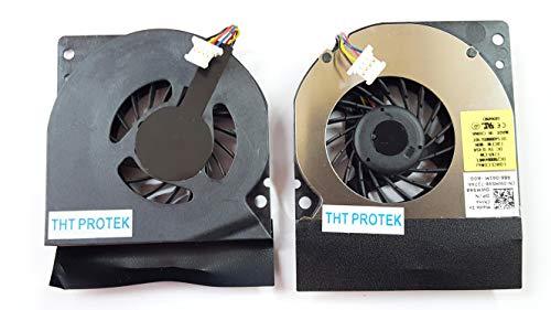 Dell Notebook-kühler (Kompatibel für Dell Latitude E4300, E 4300 Serie Lüfter Kühler Fan Cooler Version 2, WM598, 0WM598)