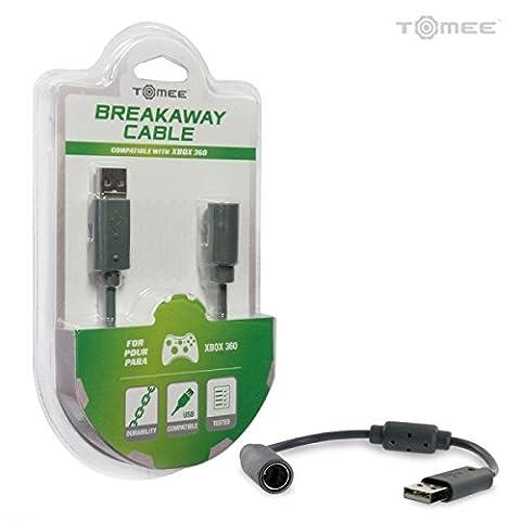 Câble adaptateur USB pour manette de jeu sur console Microsoft XBOX 360