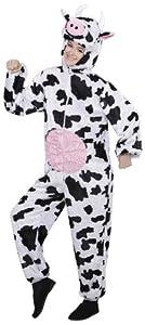 WIDMANN Widman - Disfraz de vaca para mujer, talla M (9931 A)