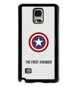 Go Yankee the first avranger Back Cover For Samsung Galaxy S5