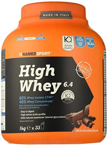 Named Integratore, Proteine, Uovo, Sport, Massa Muscolare - 1 kg
