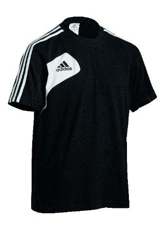 adidas Herren T-Shirt Condivo 12 Tee, black/white, 5, X16943 Condivo 12 Training