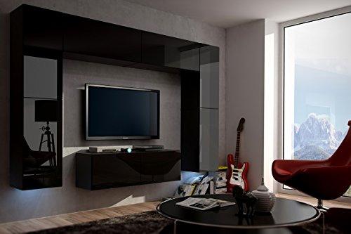 ᐅᐅ Wohnwand Fur Grosse Fernseher Und Vergleiche Waren Gestern