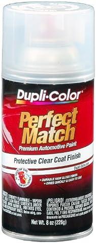 Dupli-Color (BCL0125-6 PK) Clear Exact-Match Automotive Top Coat - 8 oz. Aerosol, (Case of 6) by Dupli-Color