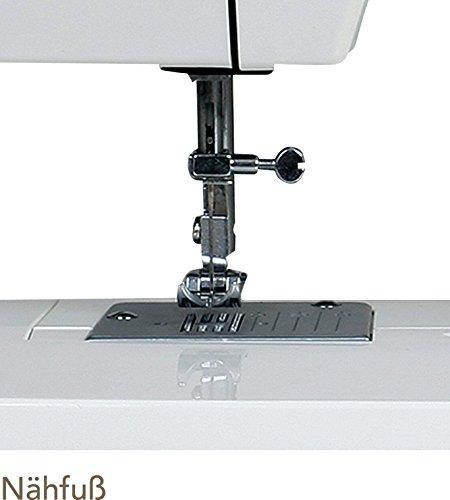 AEG Nähmaschine 145 DL - für das Nähen mit Jeans & Leder - 3