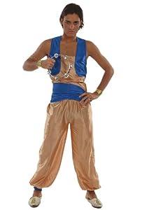 César - Disfraz de Aladino para hombre, talla única (A873-001)