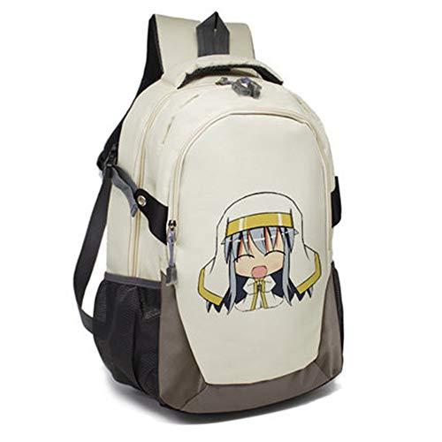 HMdrcc Magie Verboten Bücher Katalog Anime Yu Wei Meiqin Woche Rucksack Rucksack Student Tasche wasserdichte Tasche/Magic-G One Size (Jungen Buch Der Woche Kostüm)