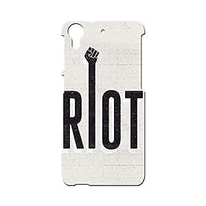 BLUEDIO Designer Printed Back case cover for HTC Desire 626 - G5431