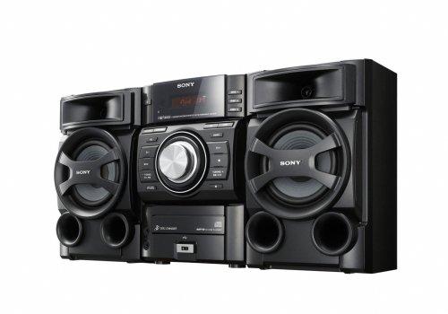 Sony MHC-EC 69 Kompaktanlage (3-Fach-CD-Wechsler, MP3, UKW-/MW-Tuner, USB 2.0)