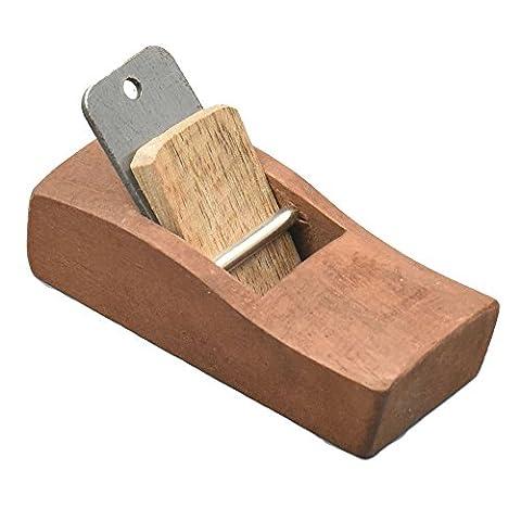 fujiyuan 1Tiny Carpenter Holz Hand Rasierer Carpenter 's Formen Block 10,2cm Flugzeug Arbeiten DIY Worker handgefertigt Werkzeug Hobby